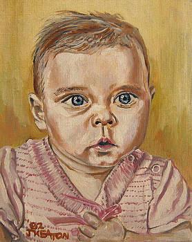 Baby Thamara by John Keaton