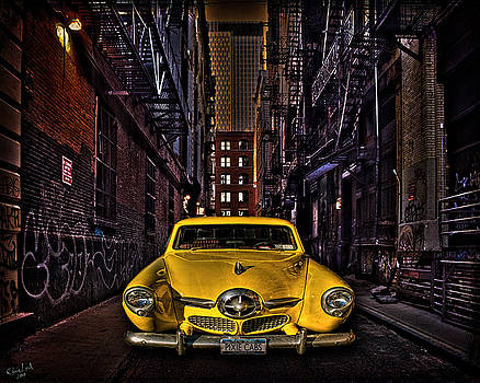 Chris Lord - Back Alley Taxi Cab