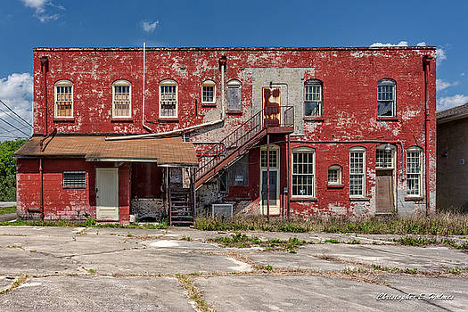 Back Lot by Christopher Holmes