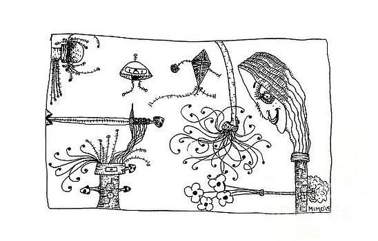 Michael Mooney - Back Rooms Of My Mind Door# 150515