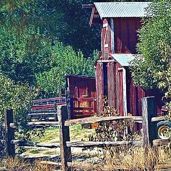 Back to the Barn by Chrystyne Novack