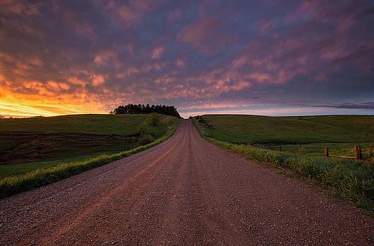 Backroad to Heaven  by Aaron J Groen