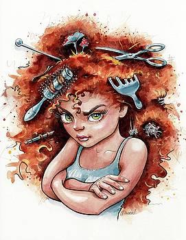 Bad Hair Day by Christine Karron