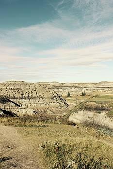 Bad lands Drumheller by Brian Sereda