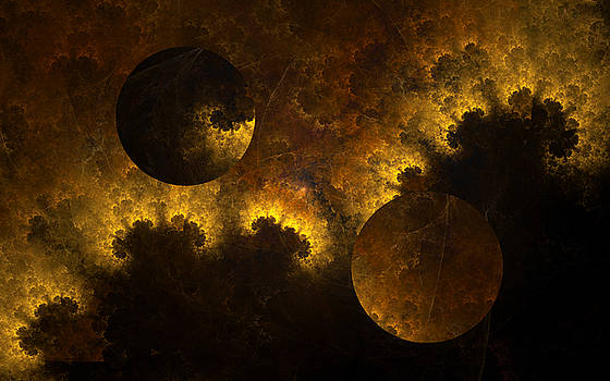 Bad Moons Rising by GJ Blackman