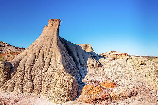 Badlands Formations by Nebojsa Novakovic