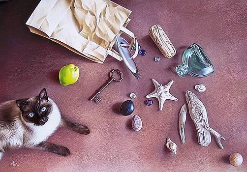 Elena Kolotusha - Bag of treasures