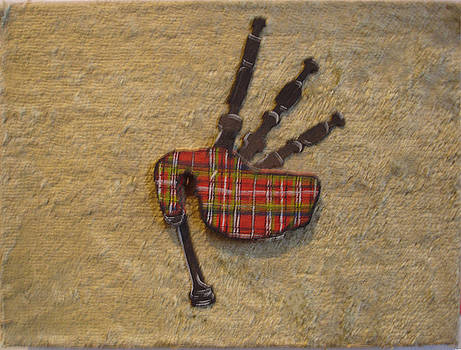 Bagpipes Balsa by Paul Knotter