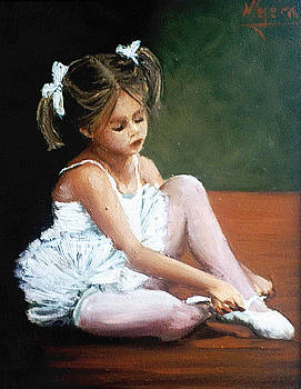 Bailarina by Natalia Tejera