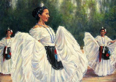 Baile de Las Velas - Candle Dance by Vickie Fears