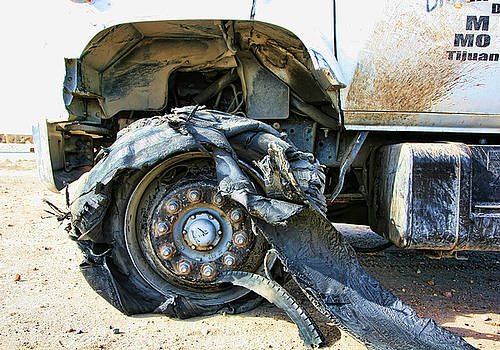 Chuck Kuhn - Baja Tire Maze