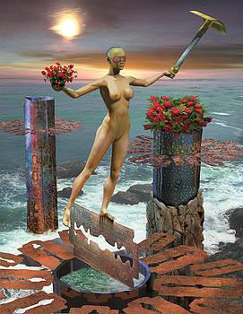Balance by Zia Art