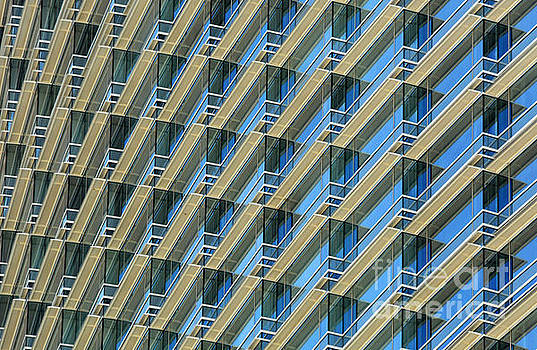 Balconies by Dan Holm