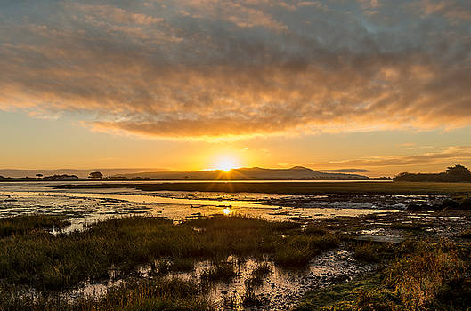Baldoyle Sunrise by Martina Fagan