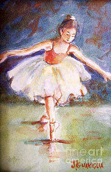 Ballerina 1 by Joyce A Guariglia