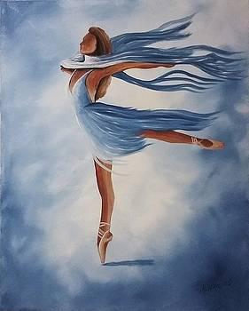 Ballerina by Edwin Alverio