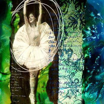 Ballerina by Hengameh Kaghazchi