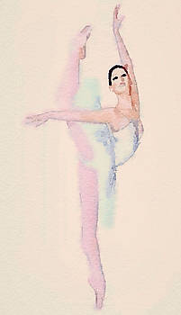 Ballerina by Tears of Colors Gallery