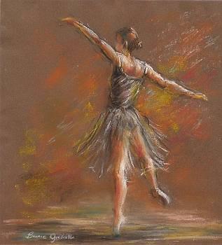 Ballet Dancer by Bonnie Goedecke