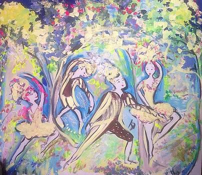 Ballet Encore by Judith Desrosiers