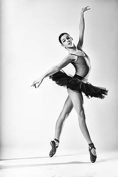 Ballet Reach by Monte Arnold
