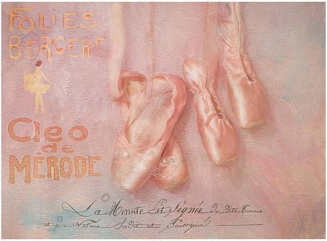Ballet Shoes by Nancie Rowan