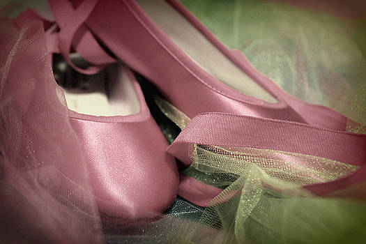 Ballet shoes by Terry and Brittany Sprinkle