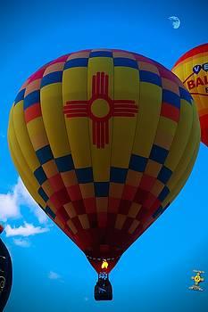 Balloon Fiesta 2015 by Tony Lopez