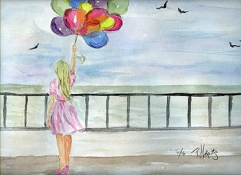 Baloons by P J Lewis