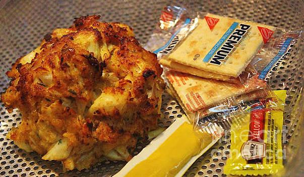 Paulette Thomas - Baltimore Crab Cake