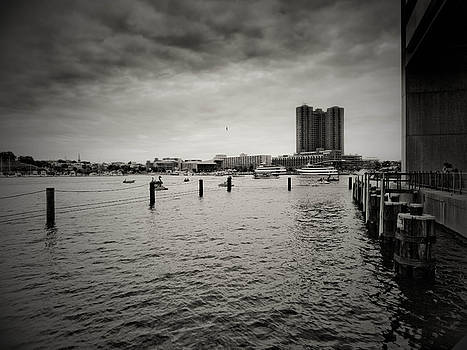 Baltimore Harbor by Valerie Morrison