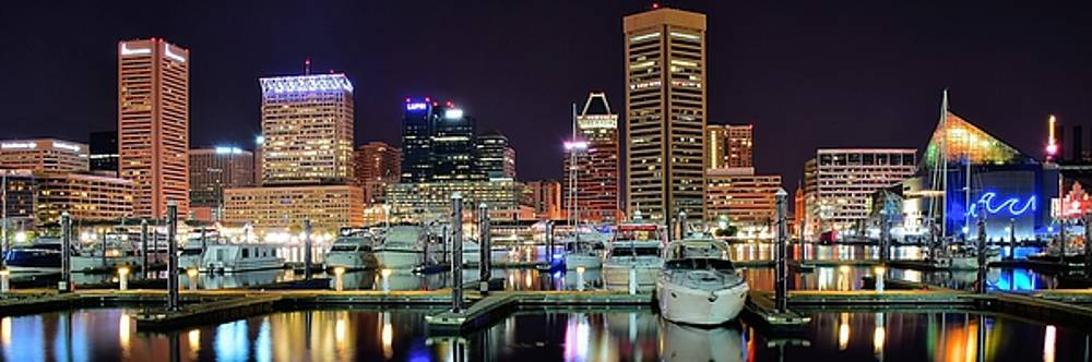 Baltimore Waterfront by Frozen in Time Fine Art Photography