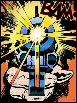 Bam Handgun by Gary Grayson