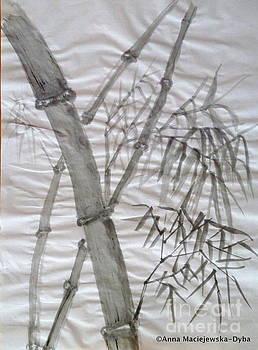 Bamboo Grove 5 by Anna Folkartanna Maciejewska-Dyba