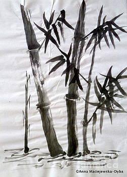 Bamboo Grove 6 by Anna Folkartanna Maciejewska-Dyba
