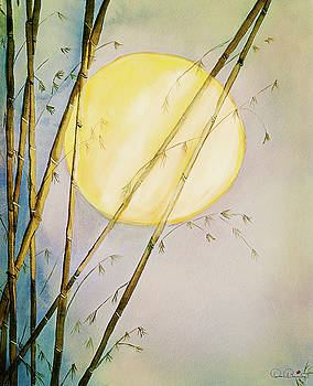 Bamboo Moon by Dee Browning