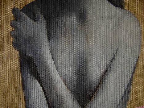 Bamboo Nude by Geoff Greene