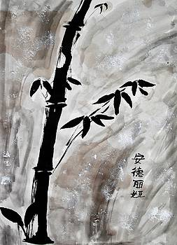 BambooII by Andrea Realpe