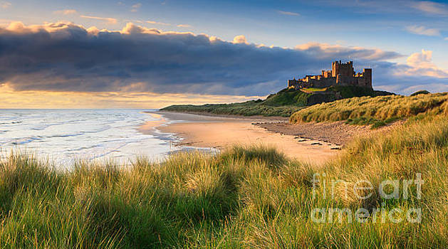 Bamburgh Castle by Henk Meijer Photography