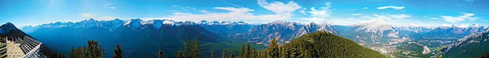 Banff by Patrick Charbonneau