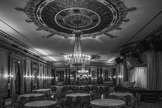 Banquet Room by Andrew Soundarajan