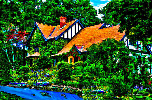 Bar Harbor Cottage by Bill