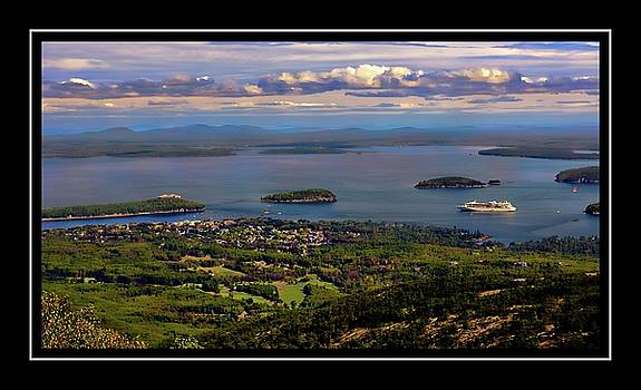 Bar Harbor Maine 2 by Sherman Perry