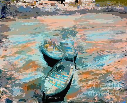 Barcas by Alfonso Garcia