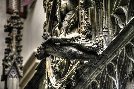Isaac Silman - Barcelona Spain Church