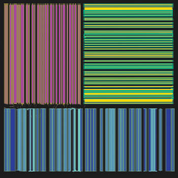 Barcode Art by Michael Chatman
