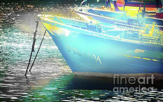 Barcos by Alfonso Garcia