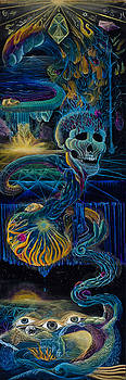 Bardo Dreamscape by Andrew Norris Thompson