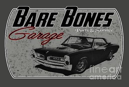 Bare Bones Garage GTO by Paul Kuras