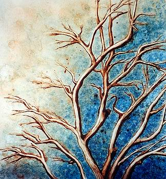 Bare Tree by Karla Horst
